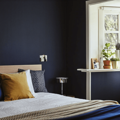 Jenny Komenda Hacks The Ikea Pax Wardrobe Sinie Spalni Mebel Interery Spalni