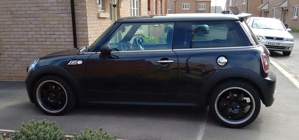 Mikey P S Astro Black Mini Cooper S R56 Jcw Tuning Kit Black Mini Cooper Mini Cooper S Mini Cooper