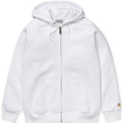 Hooded Chase Jacket - wht - l Carhartt
