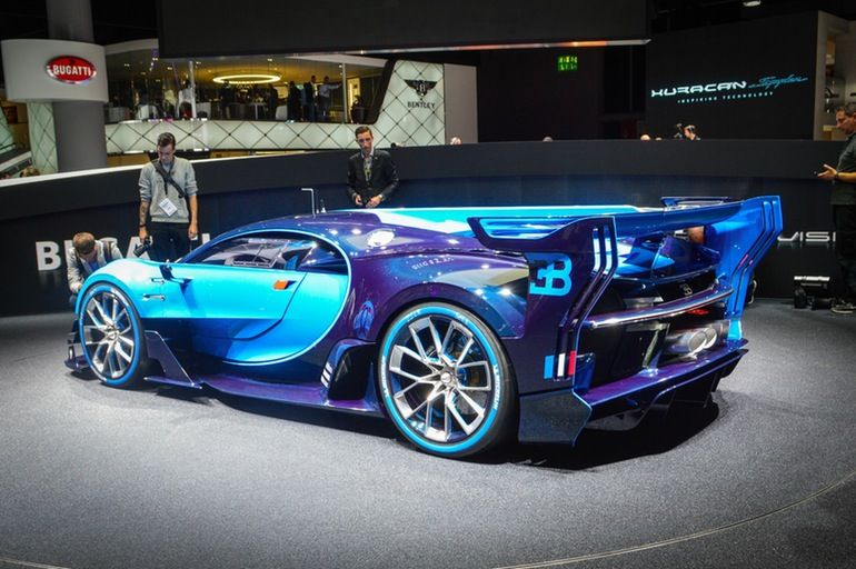 how much influence will the vision gt have on bugatti u0026 39 s all