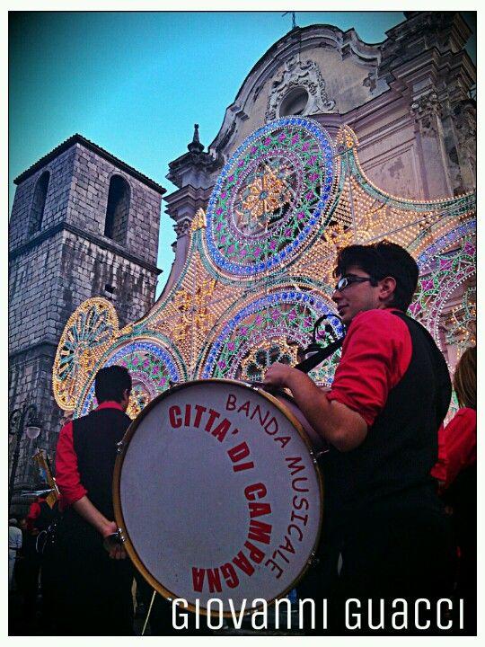 Festa di San Michele 2012. Prima della Processione #invasionidigitali #liberiamolacultura #laculturasiamonoi