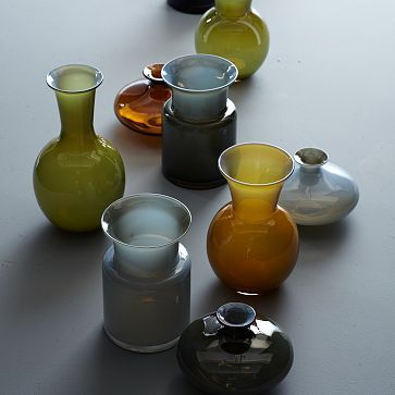 Flared Top Vase Collection