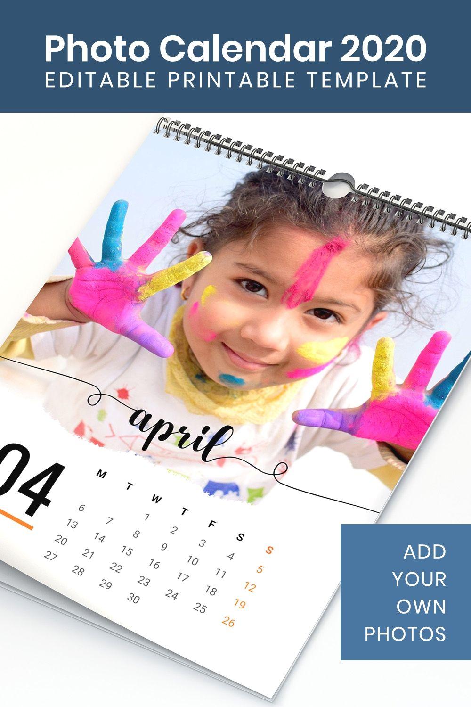 8,5x11 calendar
