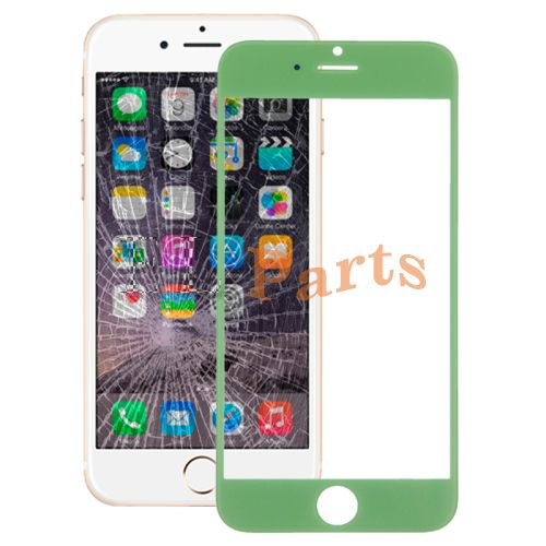 Apple iPhone 6 Front Screen Outer Glass Lens(Green) http://www.laimarket.com/apple-iphone-6-front-screen-outer-glass-lensgreen-p-3037.html