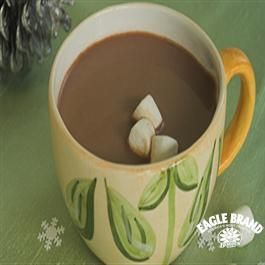 Creamy Hot Chocolate Recipe