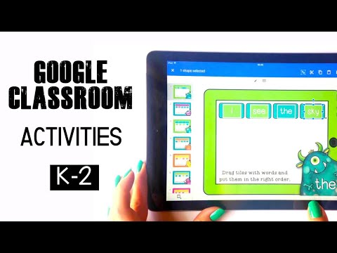 A step by step guide how to set up your class in Google