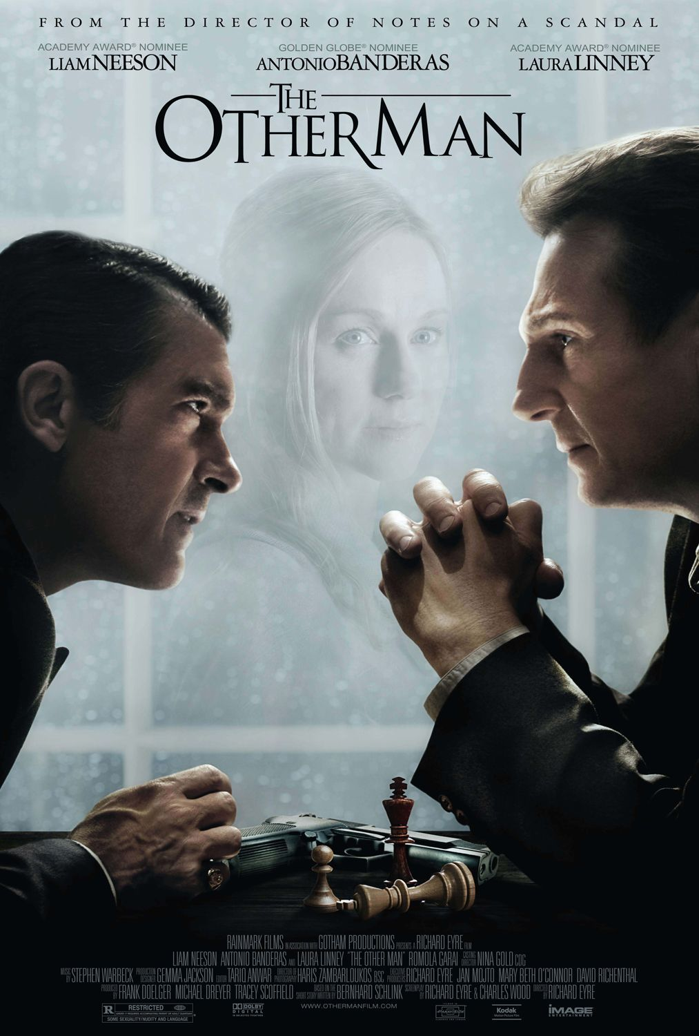 The Other Man. The story of a husband who suspects his ...