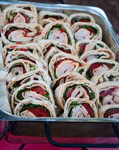 Wraps maken voor verjaardag of feestje - Tortilla Recepten