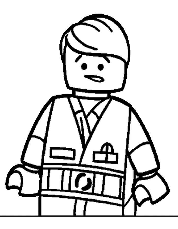Coloriage Dessins. Dessins à imprimer et la couleur en ligne. Lego 6 ...