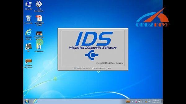 Best VCM 2 SP177-C1 works Newest Ford IDS 108: Perfect! | OBD2Diy fr