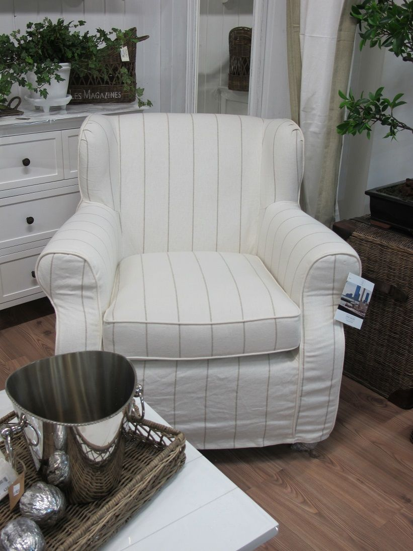 Riviera Maison Tampa Bay Wing Chair