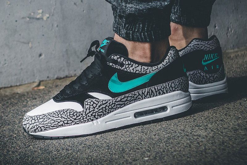 brand new 3ef7a 3be27 Nike Air Max 1 Atmos Elephant Re-Releasing    Air Max, Upcoming Sneaker