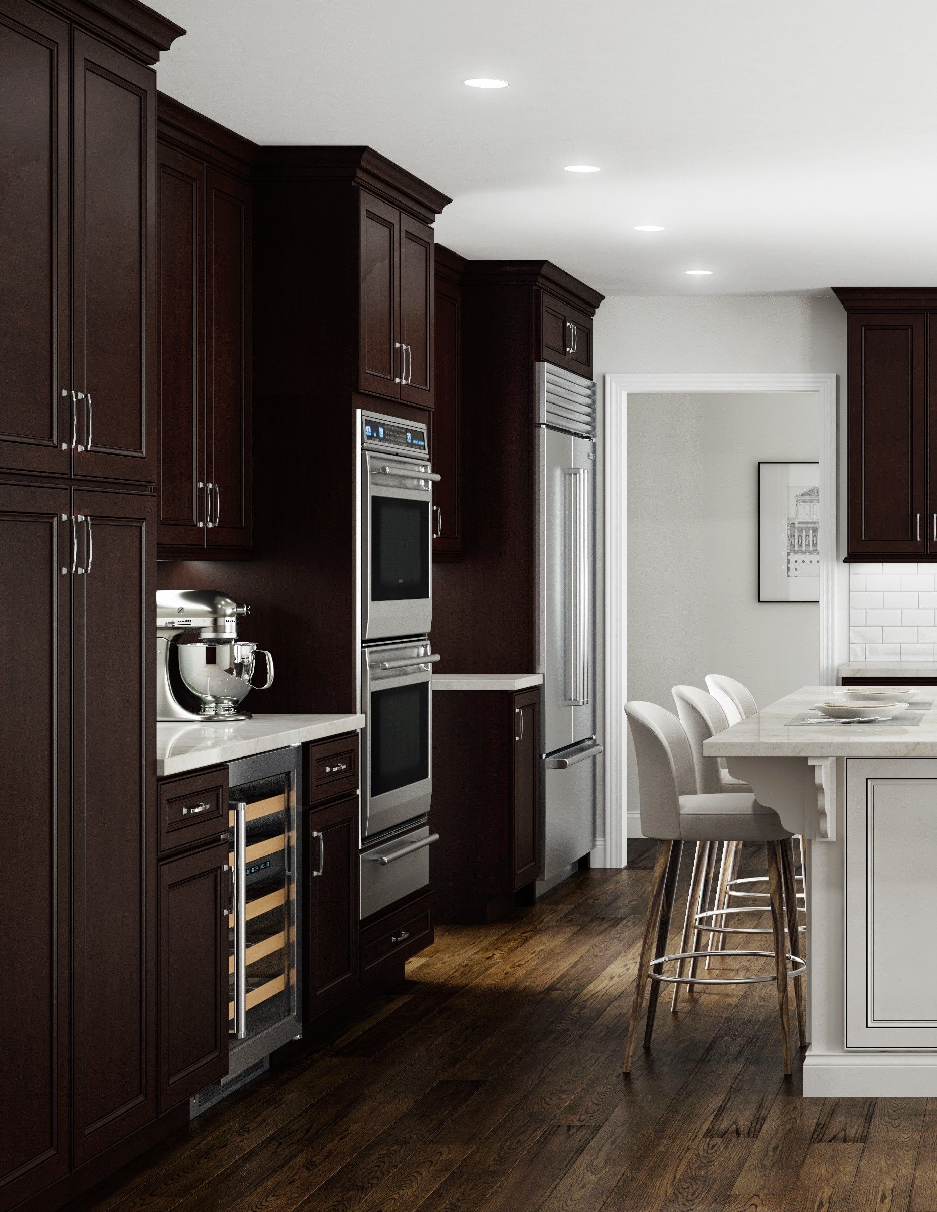 York Chocolate Cabinets Up To 50 Off Cabinetry At Lily Ann Cabinets Assembled Kitchen Cabinets Kitchen Cabinets Wholesale Kitchen Cabinets