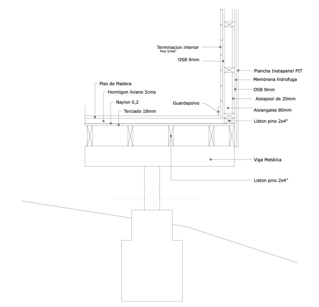 Galería de Casa en el Lago Todos Los Santos / Apio Arquitectos - 30