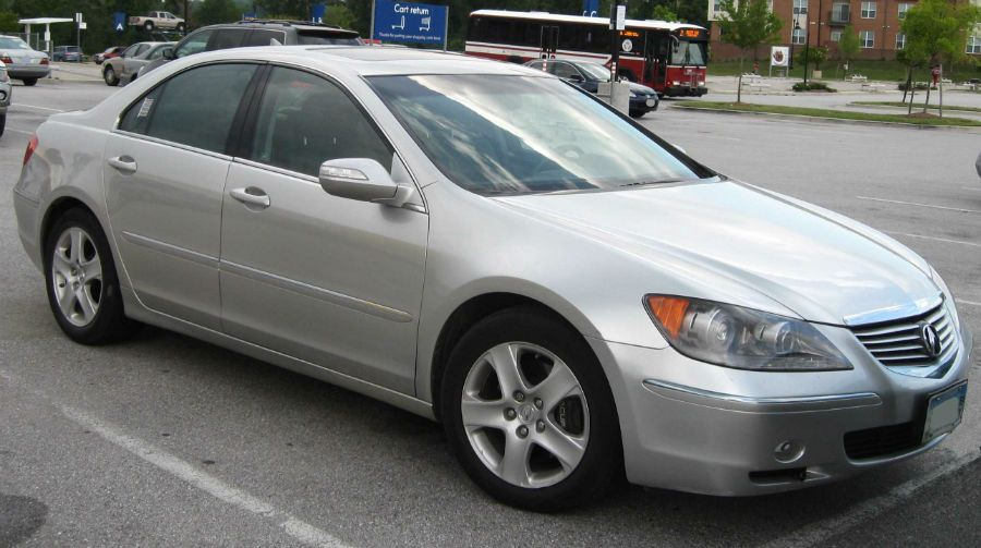 Acura Rl 2005 Rims
