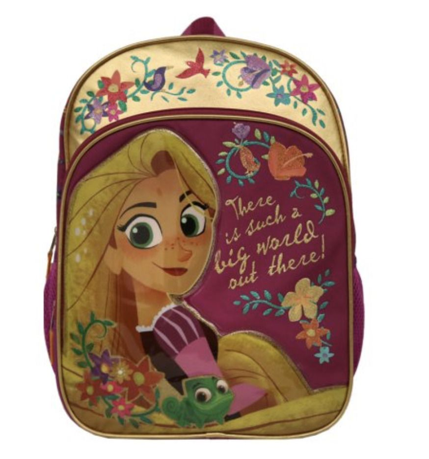 5629b477f8a Tangled Rapunzel Backpack School Bag 16