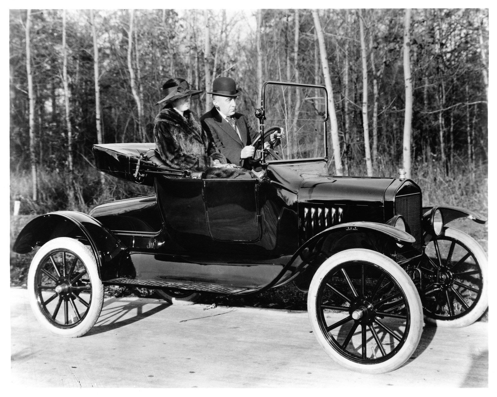 1920 Ford Model T Roadster Original Photo Negative Nad3788 Ebay