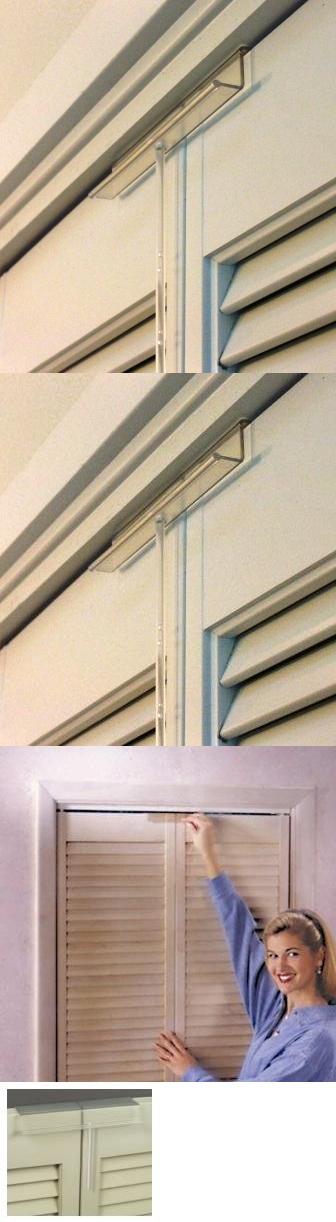 Mommy/'s Helper Slide-Lok Bi-Fold Door Lock