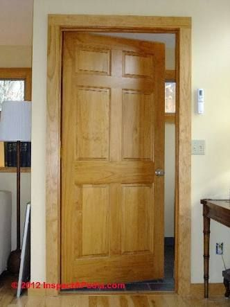 Image Result For Raised Panel Interior Door Standard Choices Door Design Interior Custom Interior Doors Solid Wood Interior Door