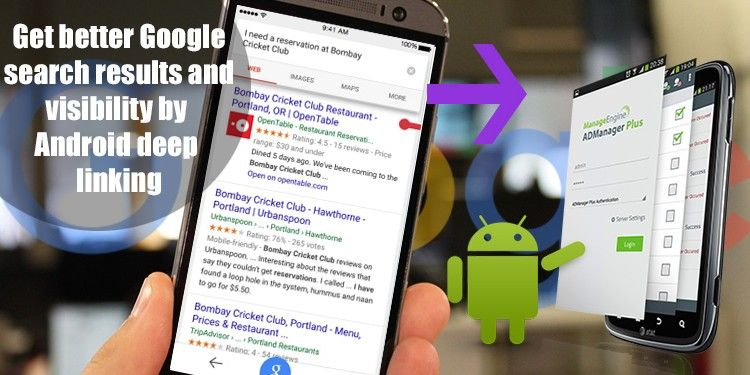 Get Better Google Search & Visibility With Android Deep