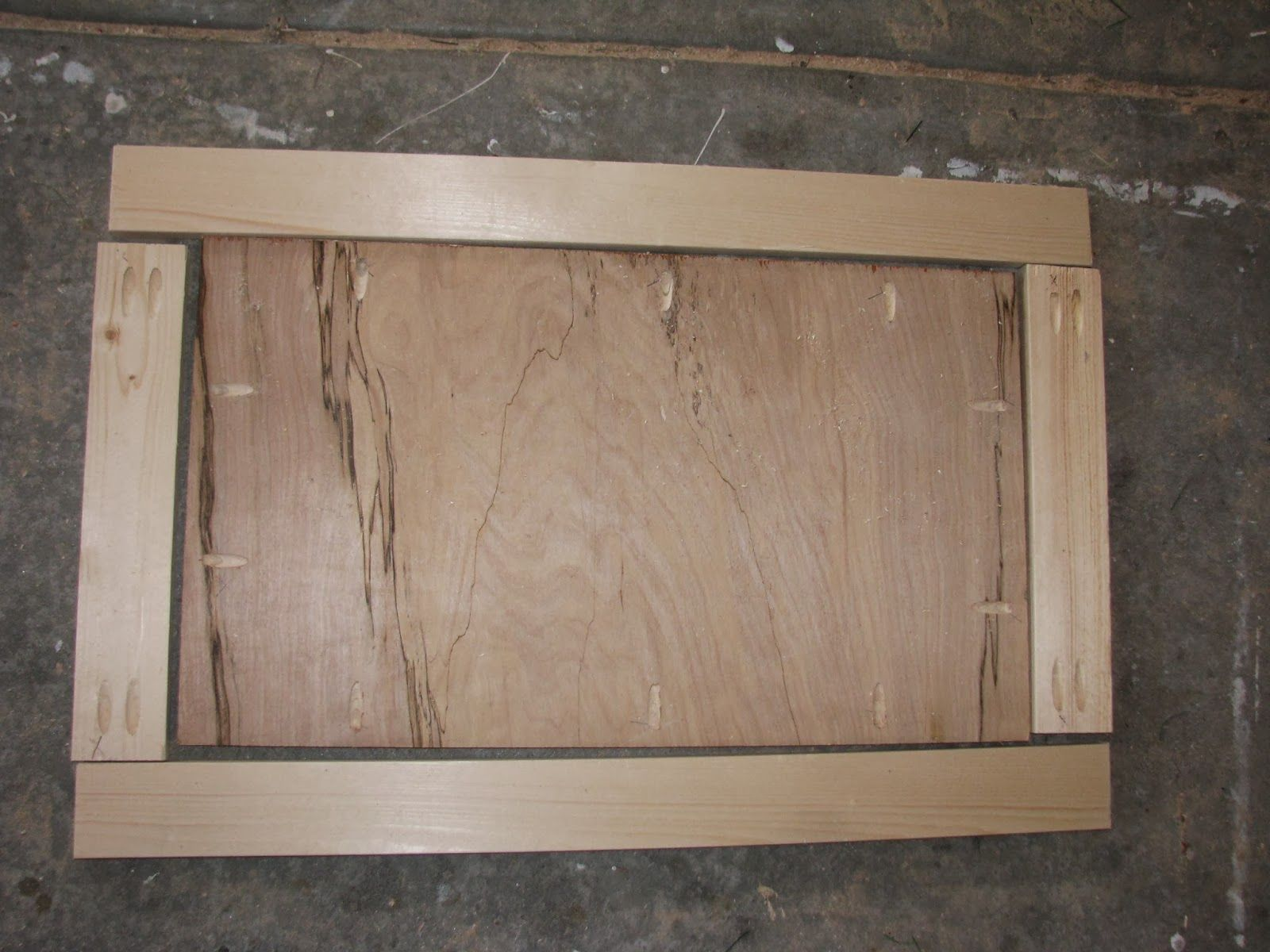 cabinet doors i made these with 1 2 birch plywood for the middle rh pinterest com