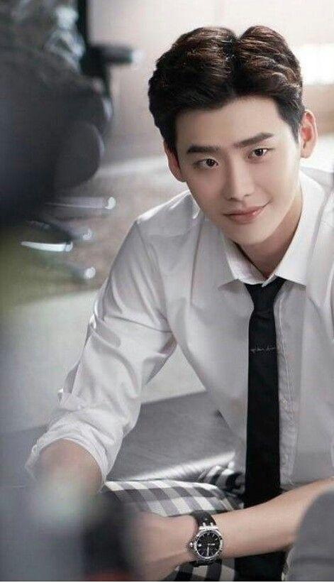 Pin Oleh Ching Sue Di Lee Jong Suk Aktor Selebritas Aktris