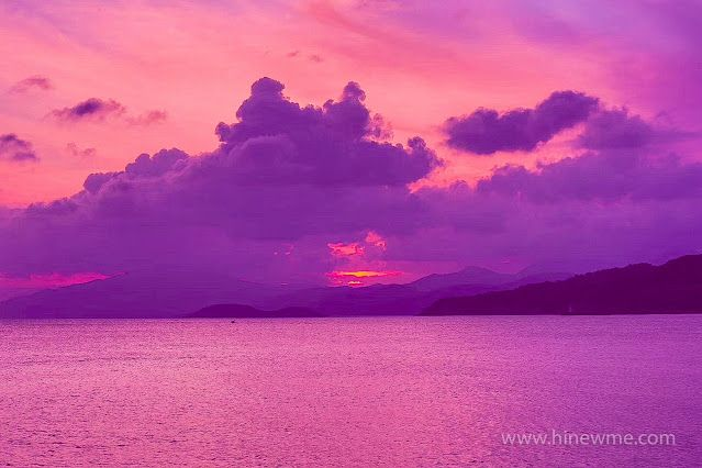 Purple Psychology Effect Purple Sunset Landscape Photography Pictures Come To See Our Collection Sunset Landscape Photography Purple Sunset Sunset Landscape