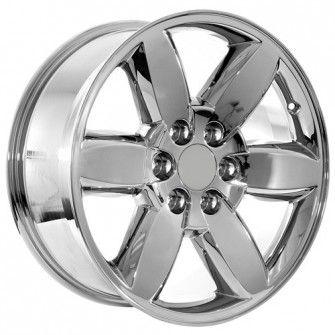 chrome 20 inch gmc wheels will fit yukon denali 2wd 4wd 2014 Chevrolet Silverado New Design chrome 20 inch gmc wheels will fit yukon denali 2wd 4wd xl hybrid all years sierra 1500 hd all years