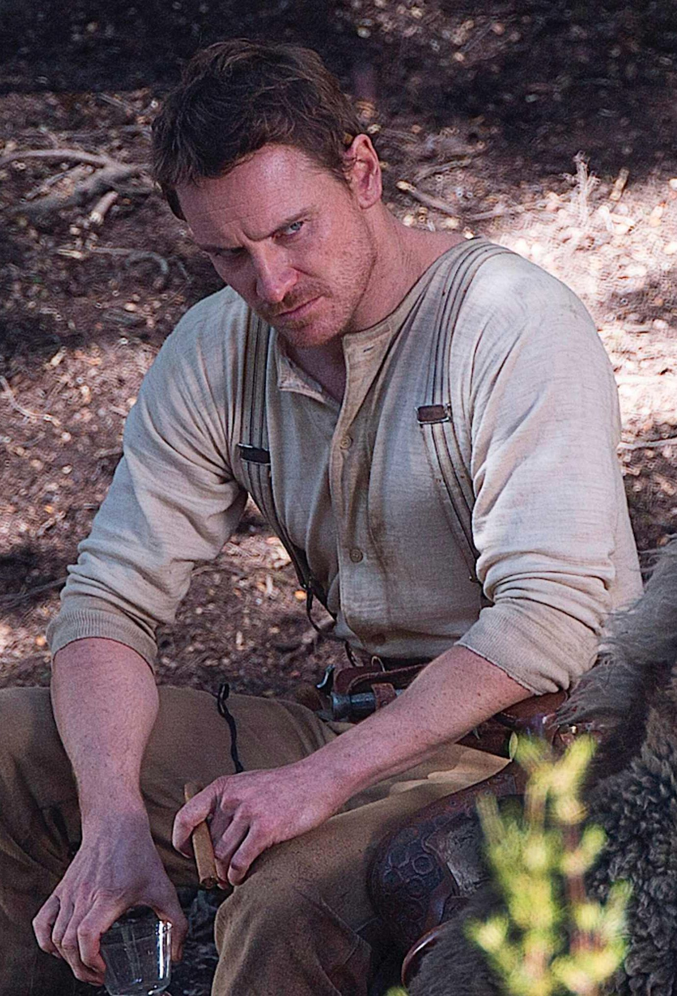 Reuben (Michael Fassbender in Slow West)