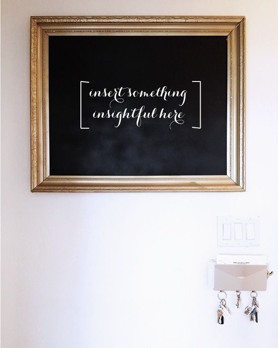 Dress Up Any Frame With Some Gold Spray Paint Gold Pastel