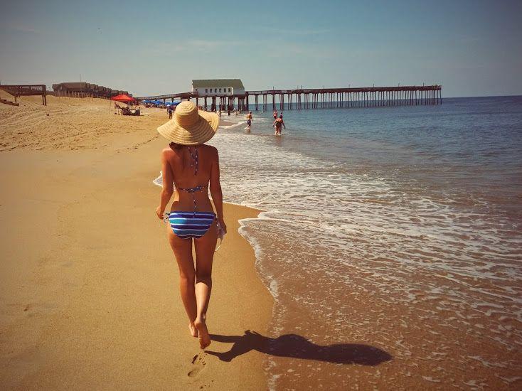Beach time! I love summer.  #obx #outerbanks #kittyhawk #northcarolina