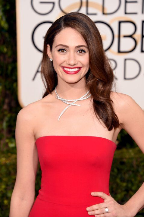 Emmy Rossum - Dream Cast runner up for the character of ...