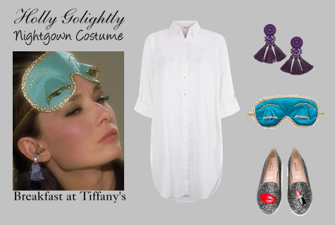 879d5376f3f6 Image result for breakfast at tiffany s pajama costume