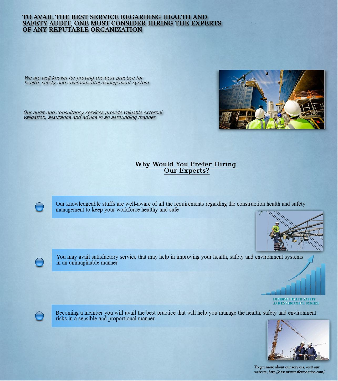 Where to Avail the Best Service for Health, Safety, and