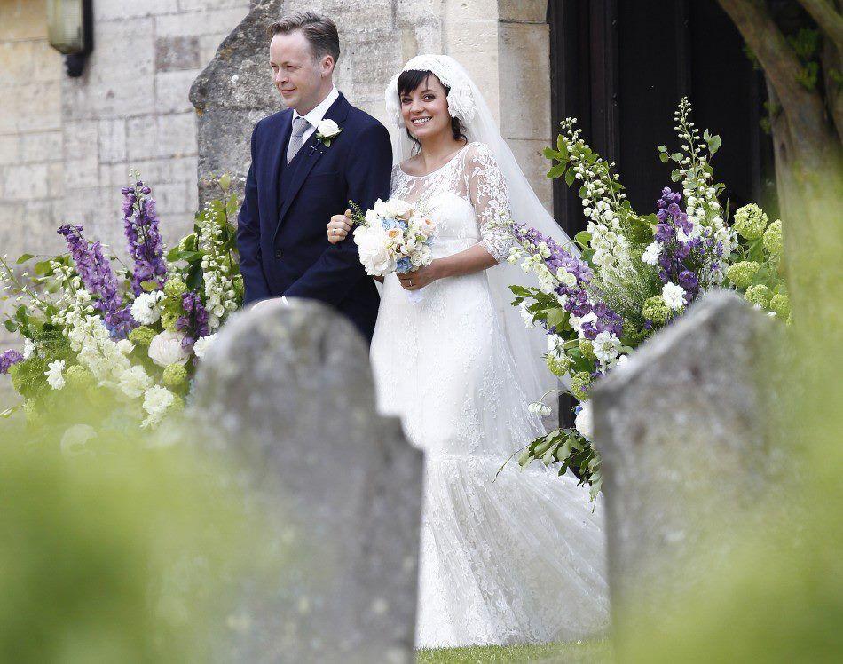 Lily Allen Celebrity weddings, Wedding styles, Wedding