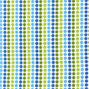 Remix Dotty Stripe Royal