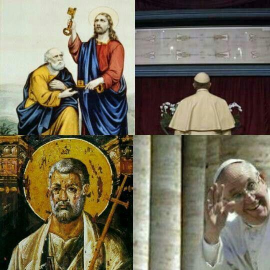Día de San Pedro y San Pablo ~ Saint Peter & Saint Paul Day