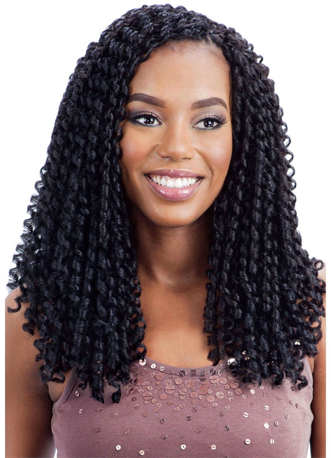 9811 Model Glance Synthetic Braid Soft Dread Twist Lock Bkbdl S H 821090095161 821090095185