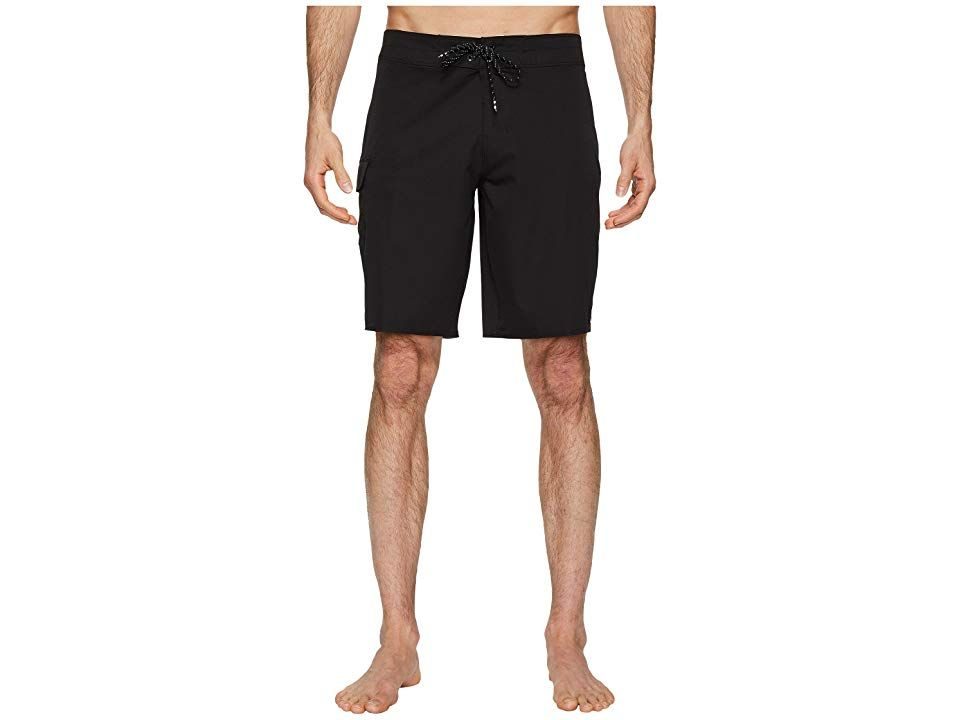 Billabong All Day X Boardshorts Black Mens Swimwear Dip your toes in the deep end after suiting up in the sublime Billabong All Day X Boardshorts Performance fit minimize...