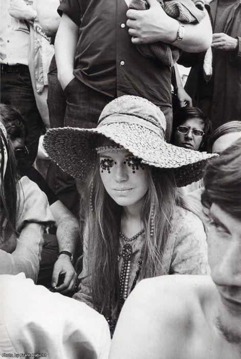 Isle of Wight, 1969.
