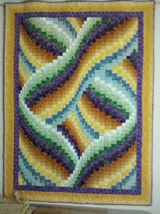 Quilt by Rosabelle Abend