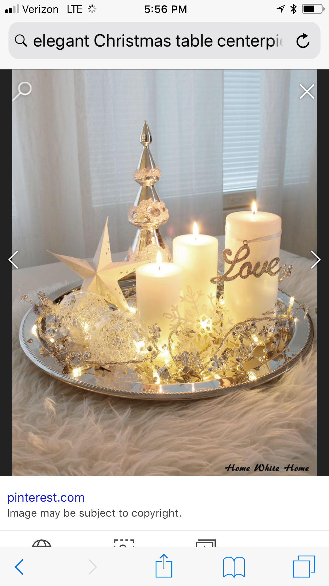 Pin by Alicia Schmidt on Christmas | Christmas candle ...