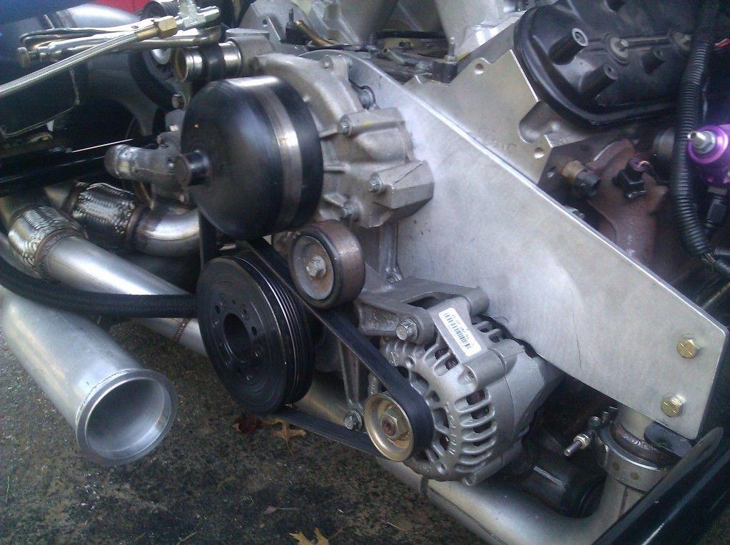 Ls1 Motor Plate  LSX Innovations AL12 LS1 Conversion Motor