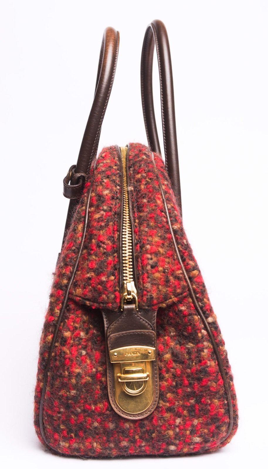 Prada Handbags Multicolor
