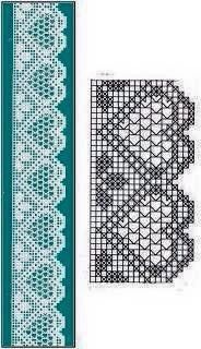Letras e Artes da Lalá: Barrados de crochê (fotos: google). #africanbeauty