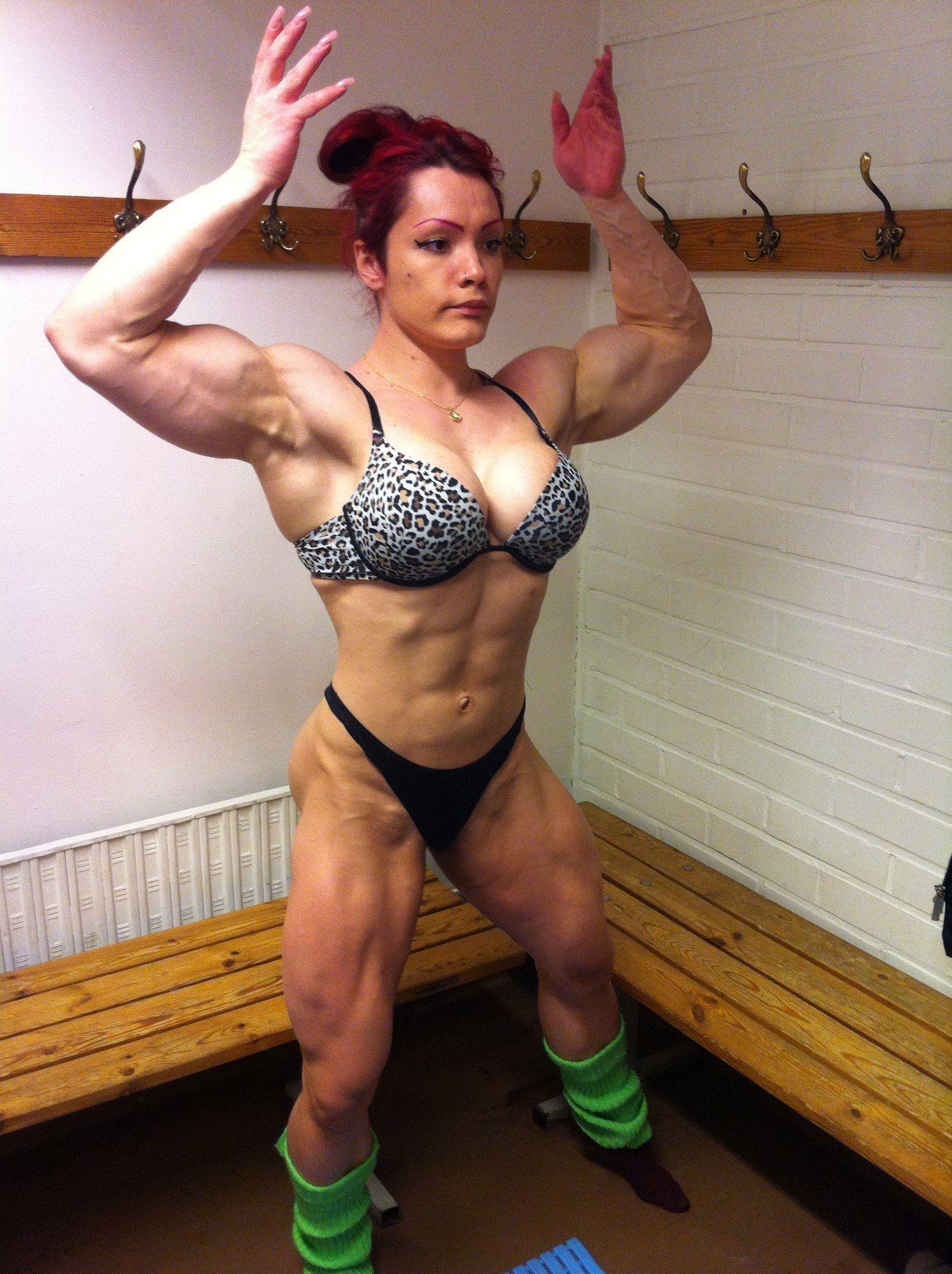 Natalya Nude Complete natalya kovalyova   muscles   pinterest   muscular women, female