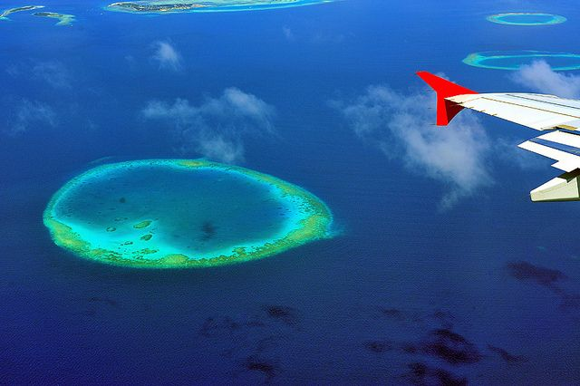 Maldive Islands...... Tried to convince my husband to move but........