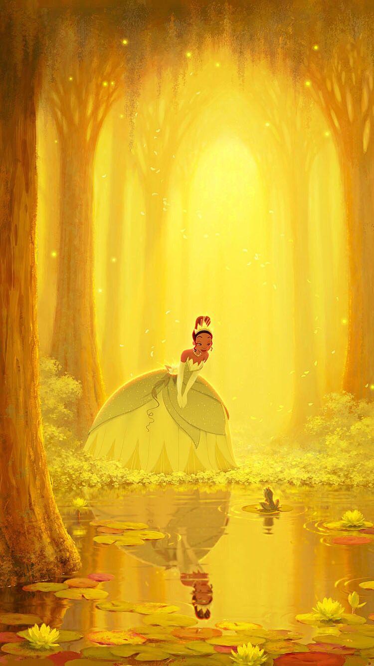 Tiana Disney Princess Wallpaper Disney Wallpaper Disney