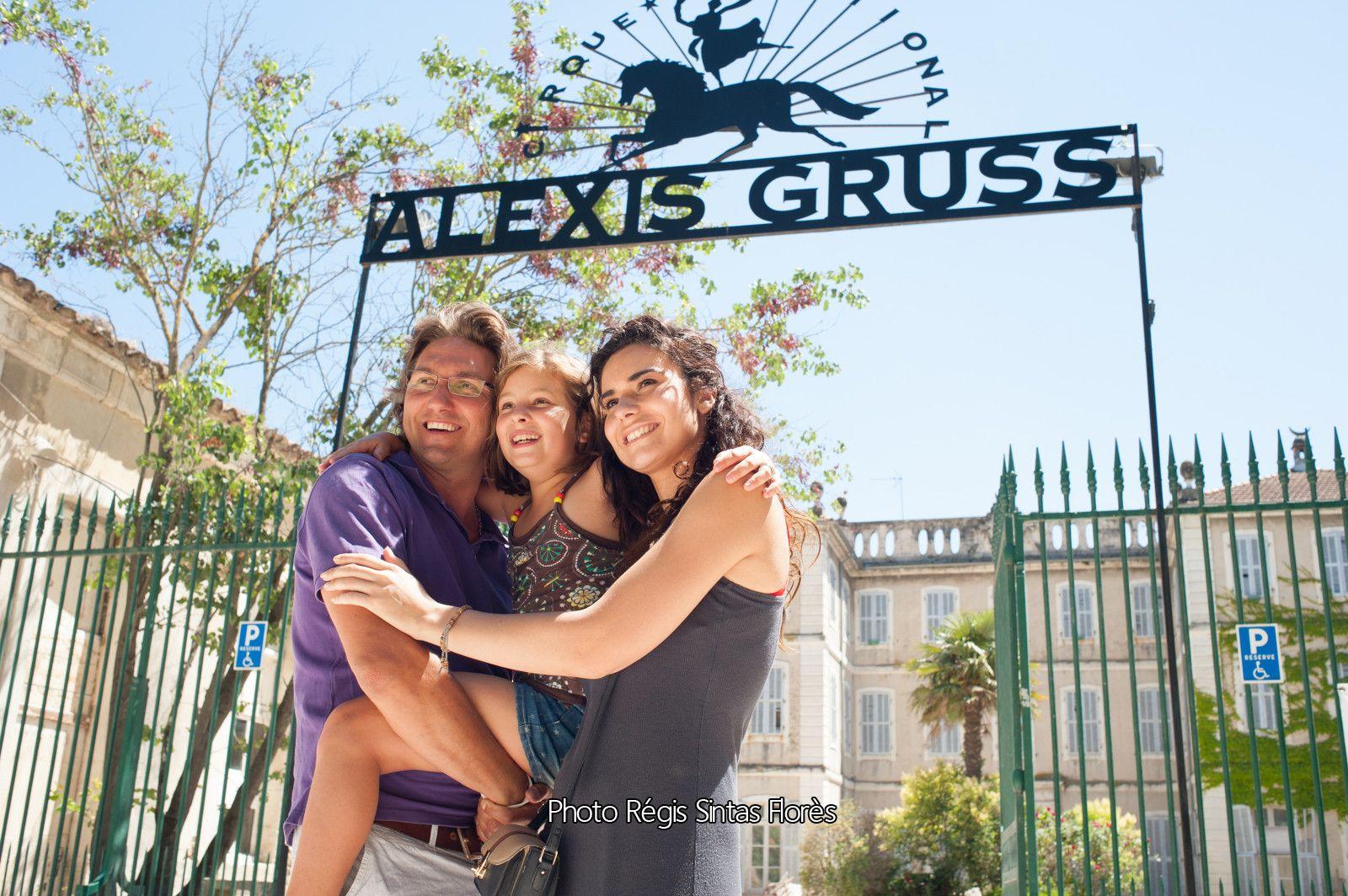 Journée au Parc Alexis Gruss à Piolenc - http://www.provence-en-famille.fr