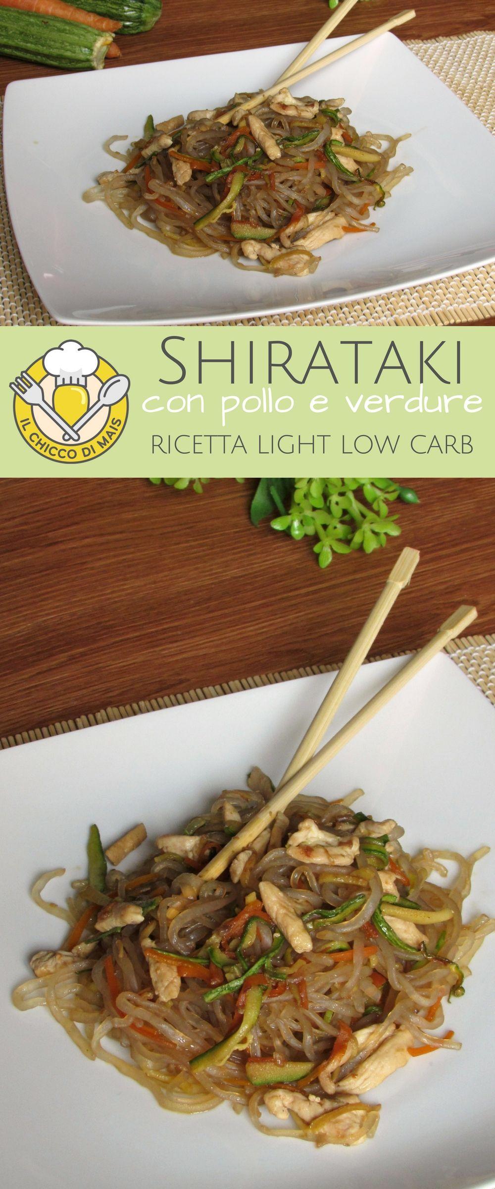 Ricetta Noodles Giapponesi Pollo.Shirataki Con Pollo E Verdure Ricette Noodles Giapponesi Ricette Asiatiche
